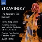 8 573537. STRAVINSKY The Soldier's Tale