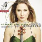 CCSSA 36715. SZYMANOWKSI Violin Concerto No 1