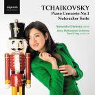 SIGCD441. TCHAIKOVSKY Piano Concerto No1. Nutcracker Suite