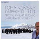 BIS2178. TCHAIKOVSKY Symphonies Nos 4-6