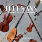 HMM90 2261. TELEMANN Concerto per molti stromenti