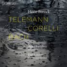 BIS2235. TELEMANN; CORELLI; BACH Concertos