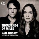 ALPHA272. Kate Lindsey: Thousands of Miles