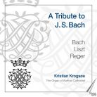 DACOCD773. Kristian Krogsøe: A Tribute to J S Bach
