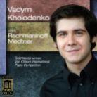 DE3467. Vadym Kholodenko plays Rachmaninoff & Medtner