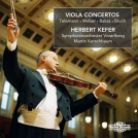 NI5961. TELEMANN; WEBER; BAKSA; BRUCH Viola Concertos