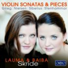 C913 161A. Violin Sonatas & Pieces