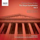 SIGCD334. WIDOR Organ Symphonies Nos 3 & 4. Joseph Nolan