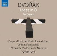 8 573558. DVOŘÁK Mass in D