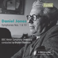 JONES Symphonies Nos 1 & 10