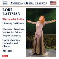 8 669034/5. LAITMAN The Scarlet Letter
