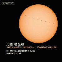 BIS2261. PICKARD Sixteen Sunrises. Symphony No 5