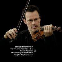 CC72736. PROKOFIEV Violin Concertos